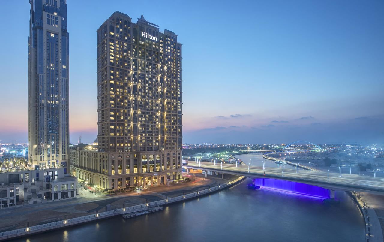 هتل هیلتون الحبتور دبی