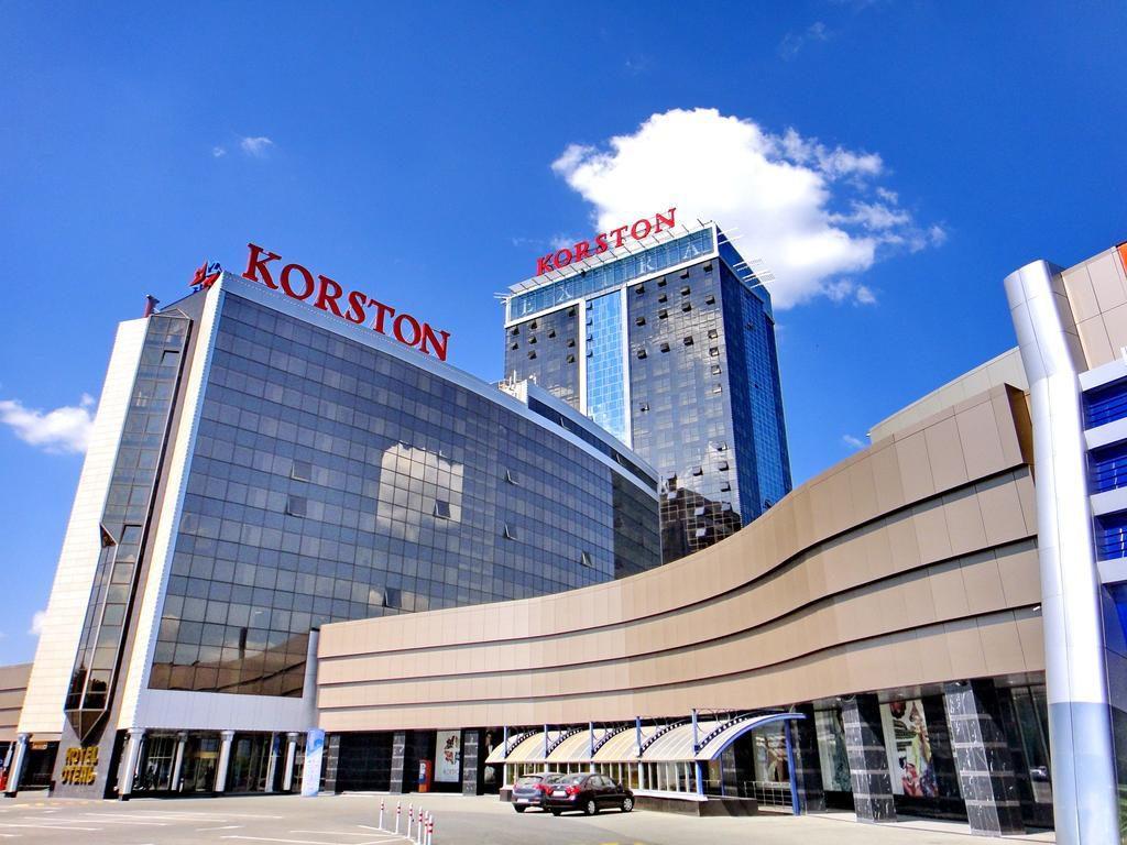 هتل کورستون رویال کازان روسیه