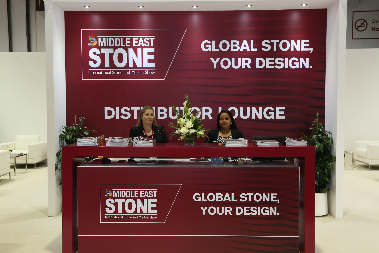 نمایشگاه بین المللی سنگ دبی 2019/ آذر 98