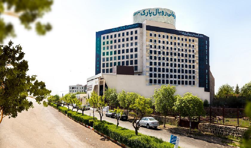 هتل رویال پارک سرعین اردبیل