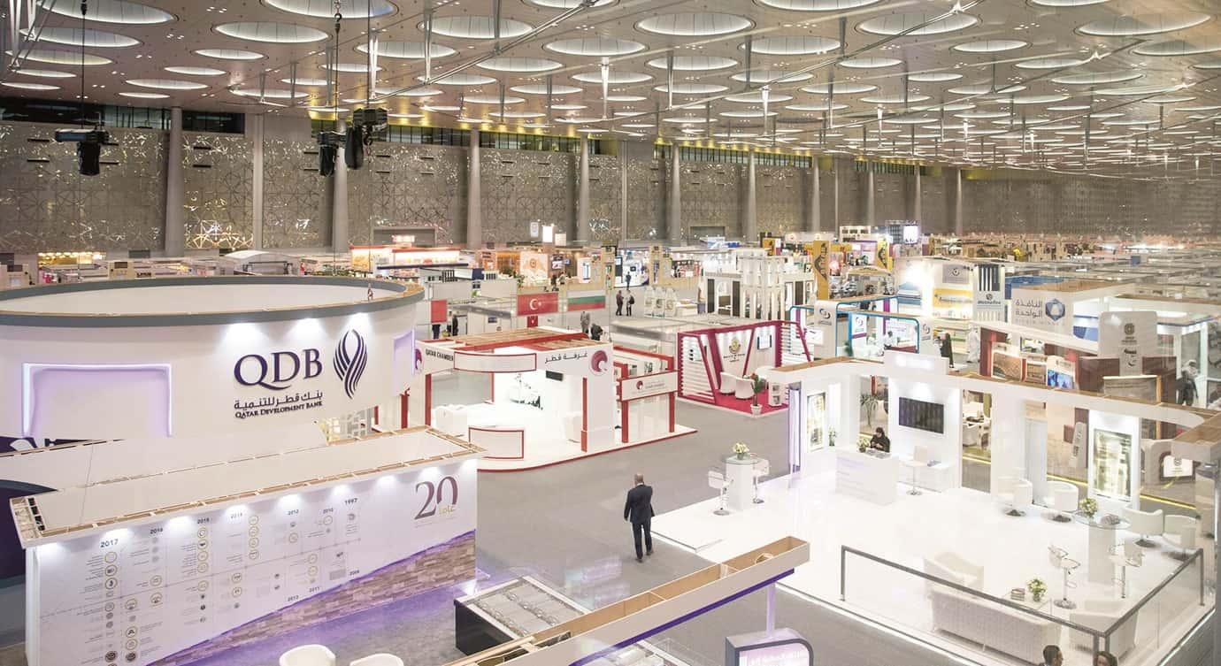 شانزدهمین نمایشگاه بین المللی ساختمان دوحه قطر 2019/ اردبیهشت 98
