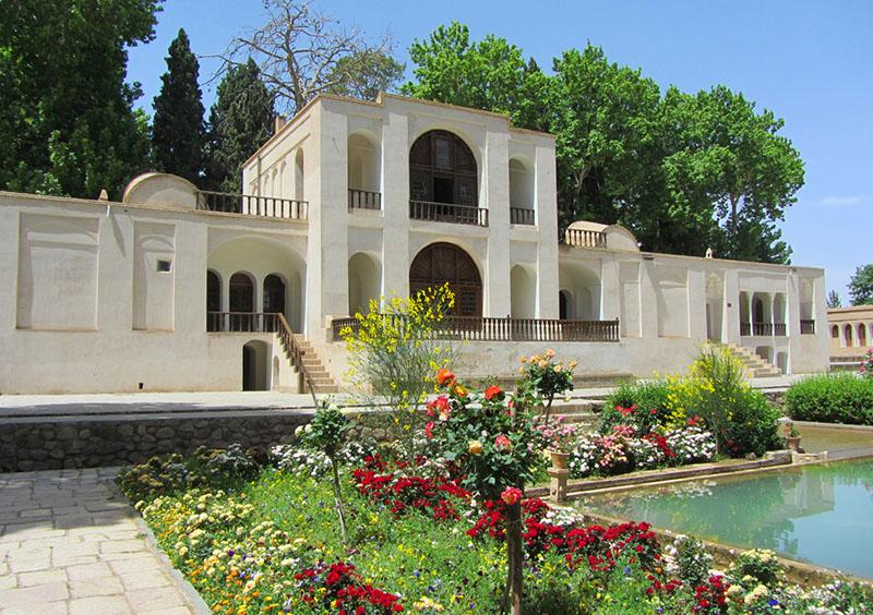 باغ زیبای شاهزاده