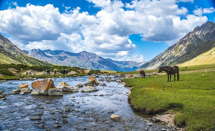تورهای قرقیزستان