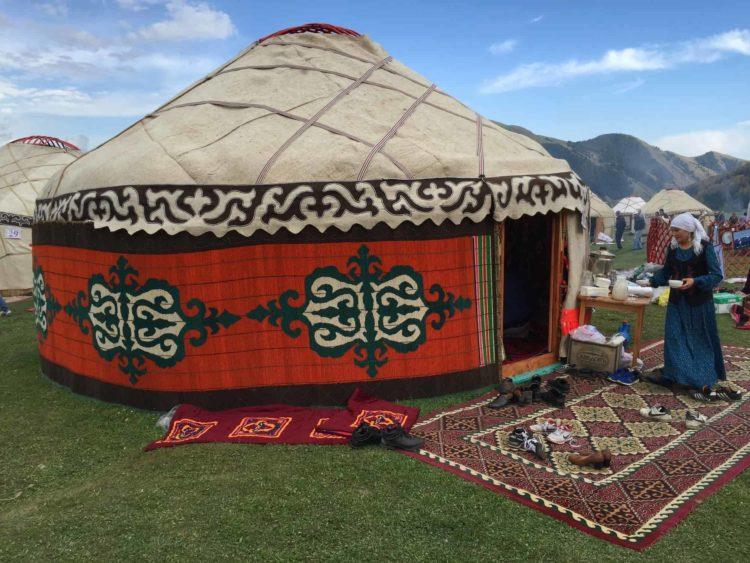 تور بیشکک قرقیزستان