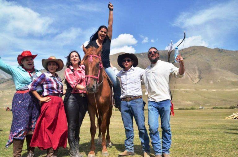 تور طبیعتگردی قرقیزستان