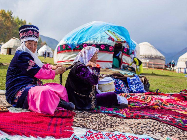 تور ارزان قیمت قرقیز