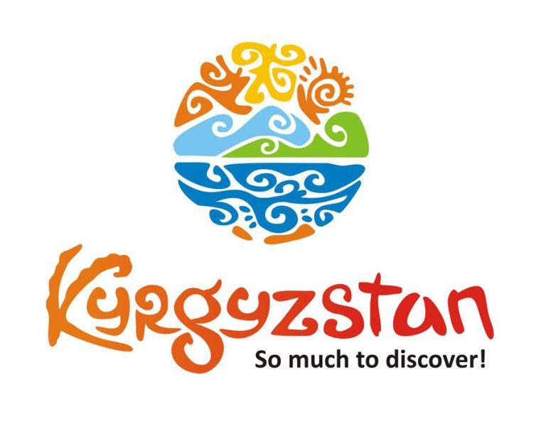 لوگو گردشگری قرقیزستان