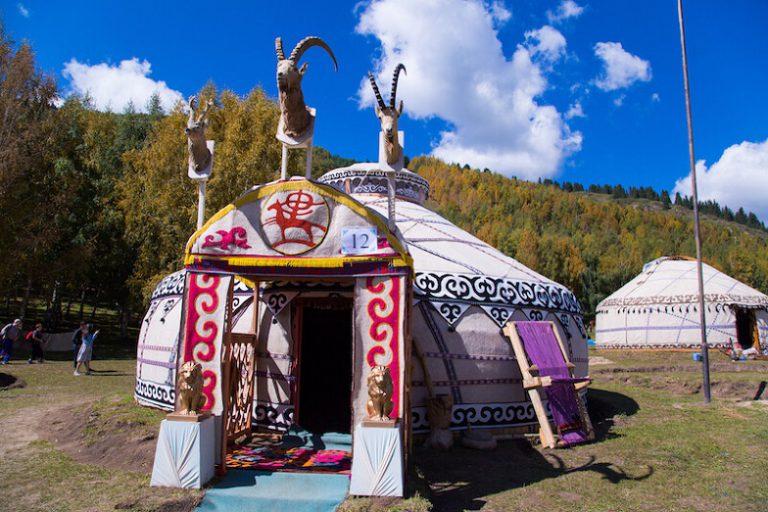 تور کشور قرقیزستان