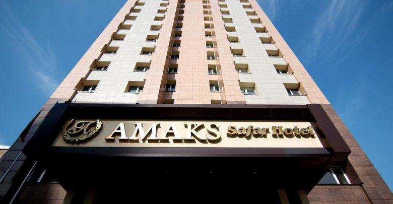 هتل آماکس سفر کازان روسیه