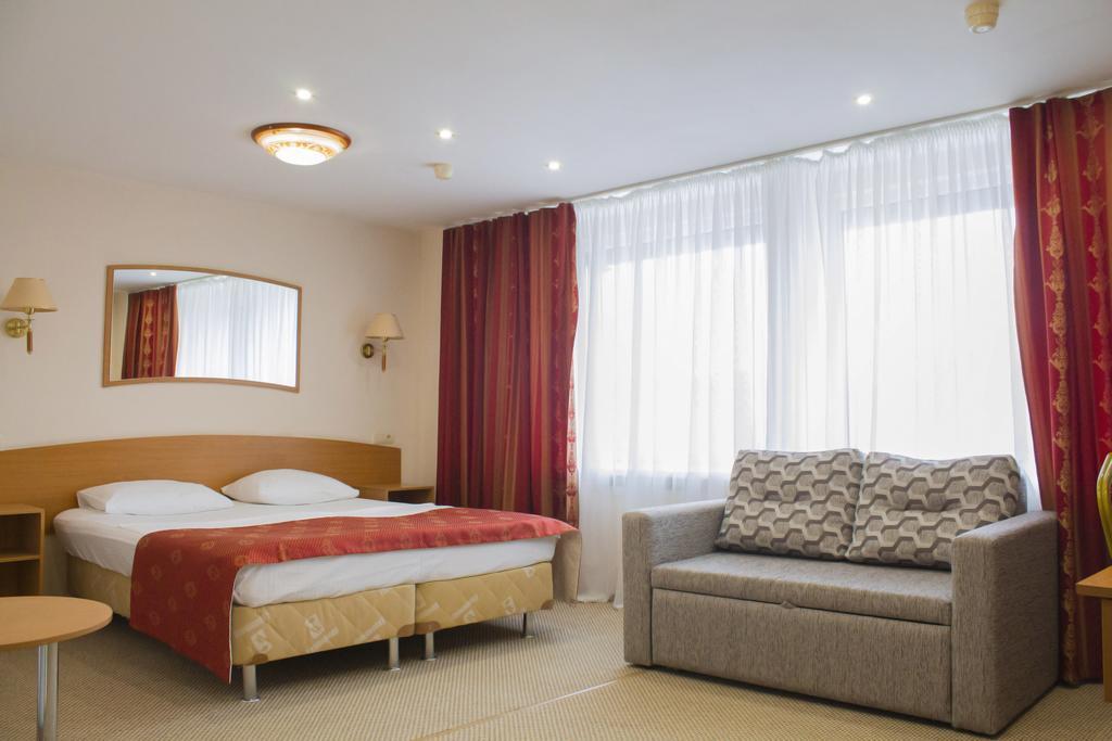 هتل 3* آماکس سفر شهر کازان روسیه