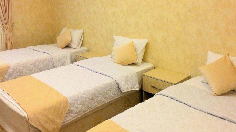 هتل آزادی شهر تبریز