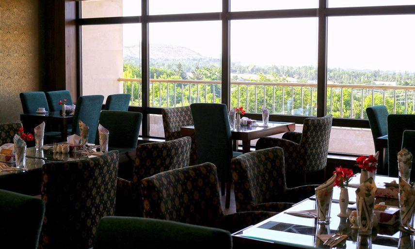 هتل کتیبه شهر همدان