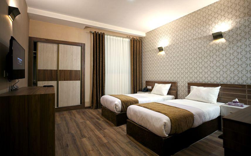 هتل کتیبه 4 ستاره