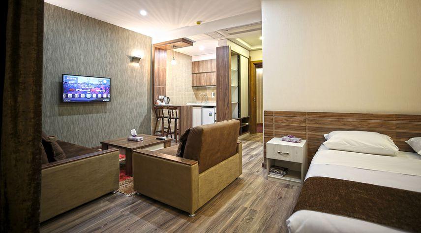 رزرو آنلاین هتل کتیبه