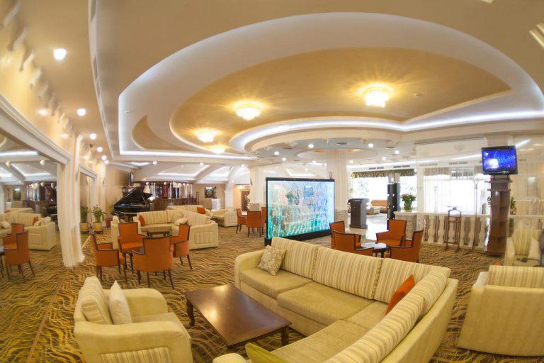 هتلهای بیشکک قرقیزستان