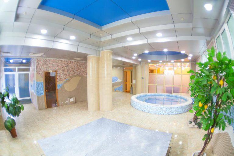 هتلهای ۵ ستاره بیشکک قرقیزستان