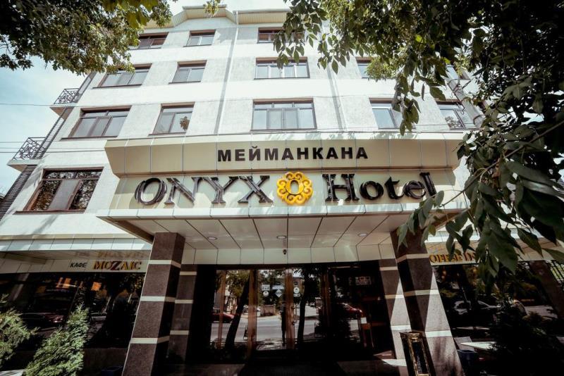 هتل اونیکس بیشکک قرقیزستان