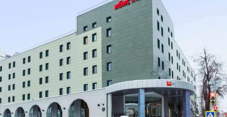 هتل ایبیس کازان روسیه