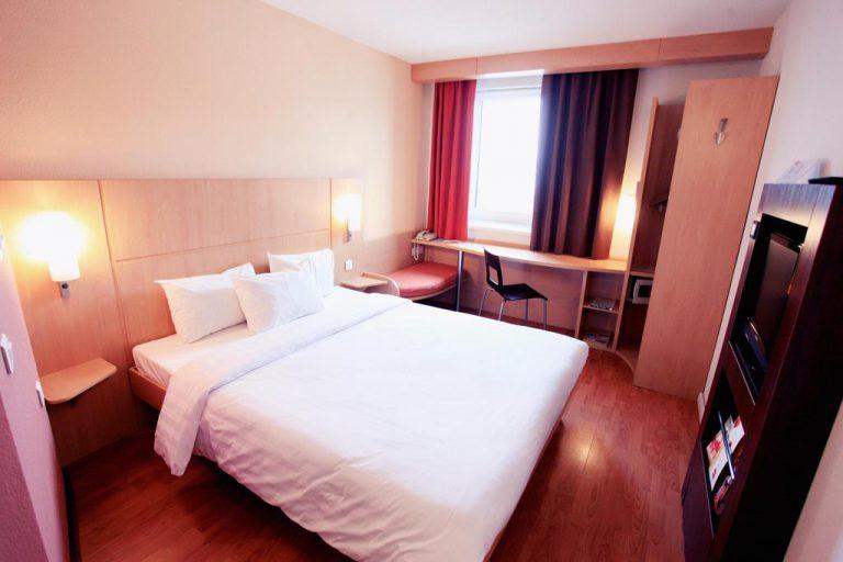 هتل ایبیس شهر کازان