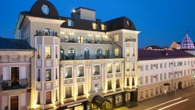 هتل دابل تری بای هیلتون کازان روسیه