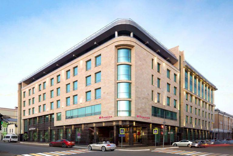 هتل رامادا کازان سیتی سنتر