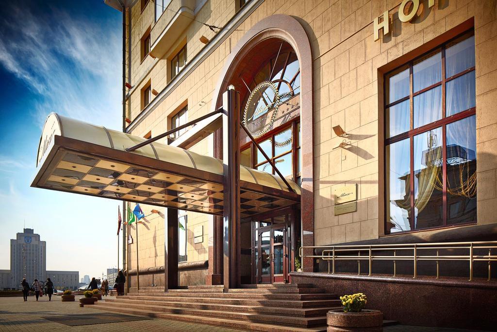 هتل مینسک بلاروس