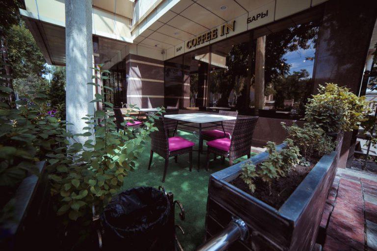 هتل های سه ستاره بیشکک قرقیزستان