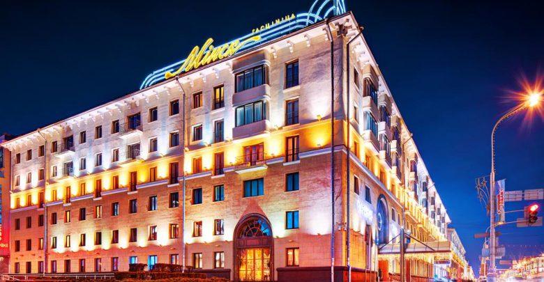 هتل های مینسک