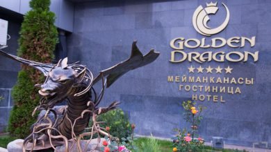 Photo of هتل گلدن دراگون بیشکک | GOLDEN DRAGON BISHKEK