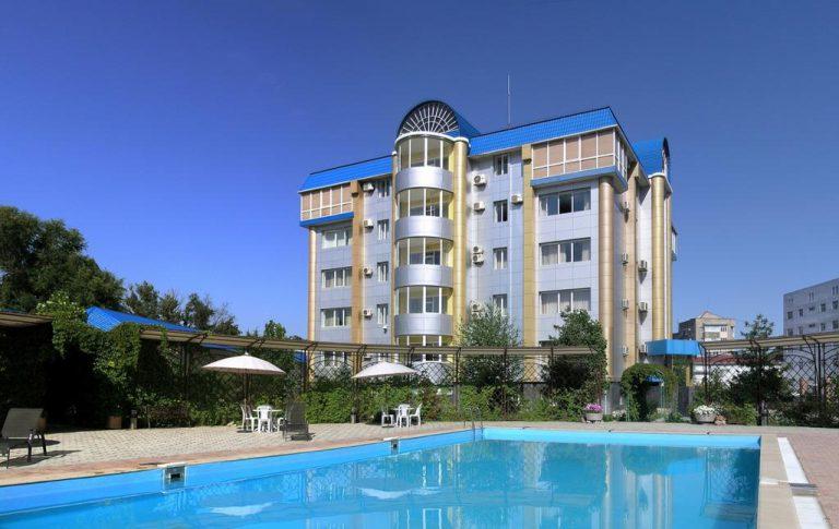 هتل گلدن دراگون قرقیزستان