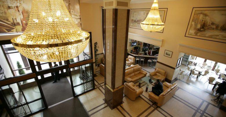 هتل ۴ ستاره مینسک بلاروس