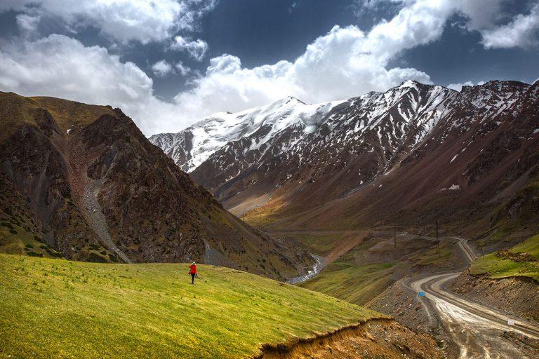 بارسکون قرقیزستان