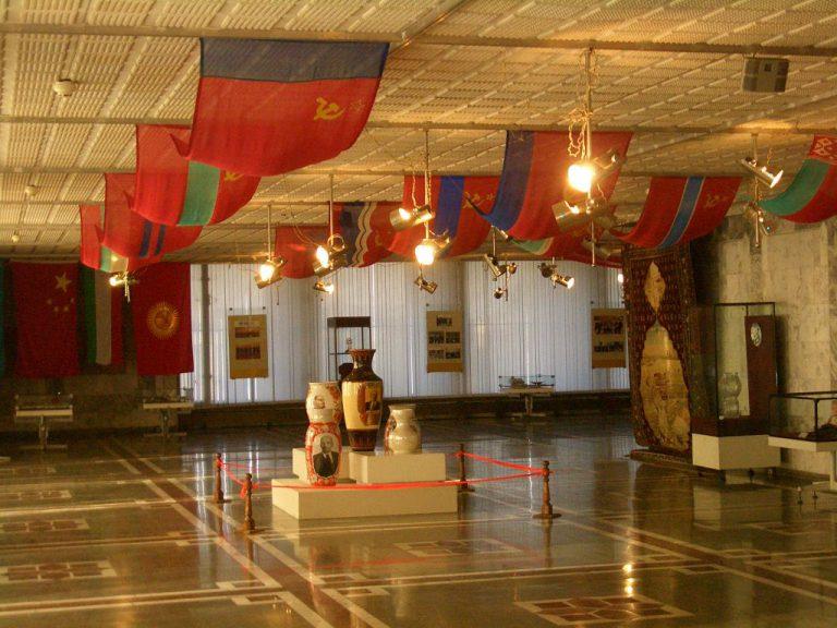 موزه تاریخ ملی بیشکک