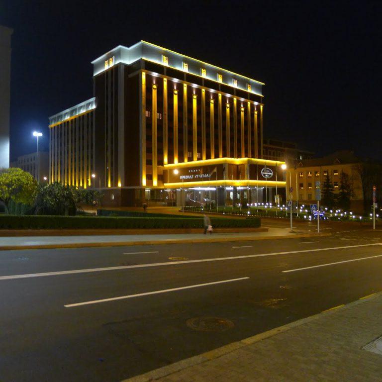 هتل پرزیدنت مینسک بلاروس