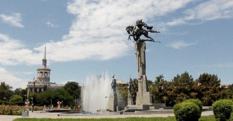 دیدنی های بیشکک قرقیزستان