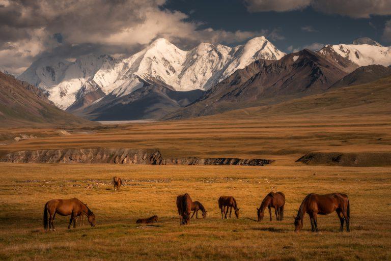 دیدنیهای قرقیزستان