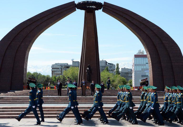 میدان پیروزی بیشکک