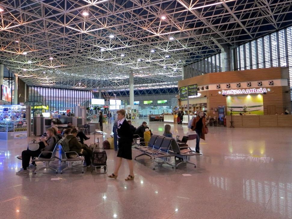 فرودگاه سوچی روسیه
