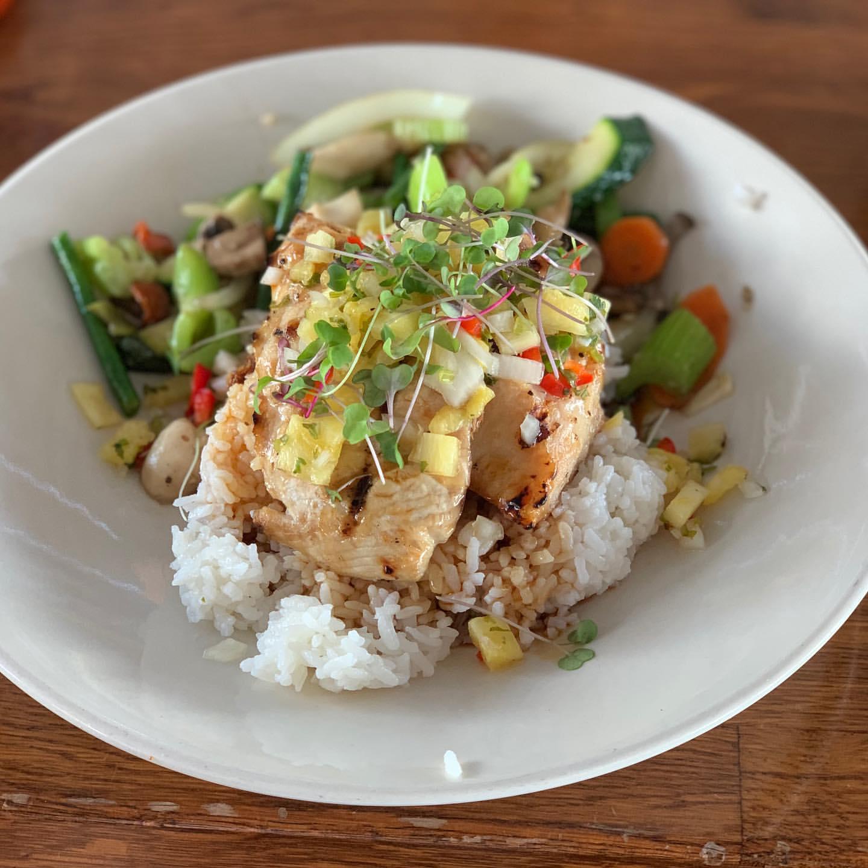 رستوران مای تای Mai Thai مینسک