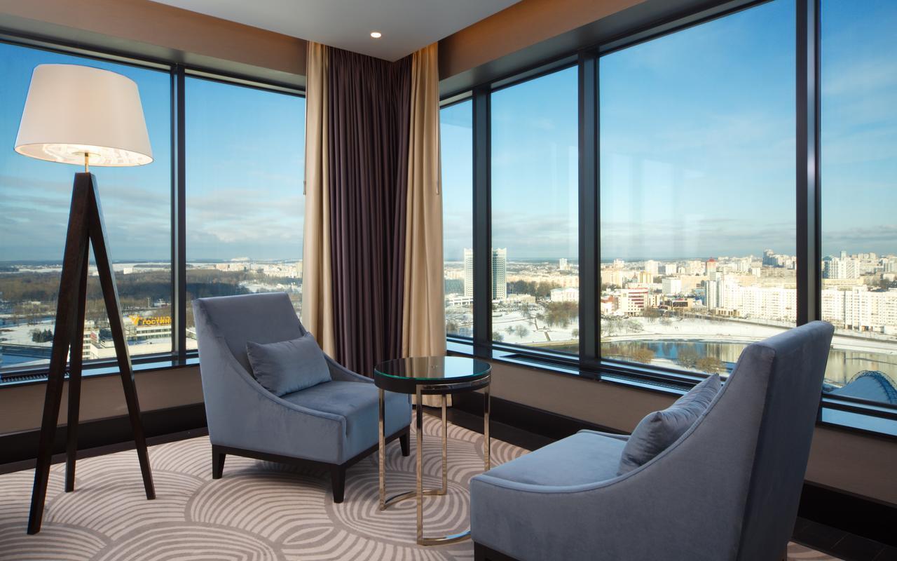 هتل هیلتون 5 ستاره مینسک