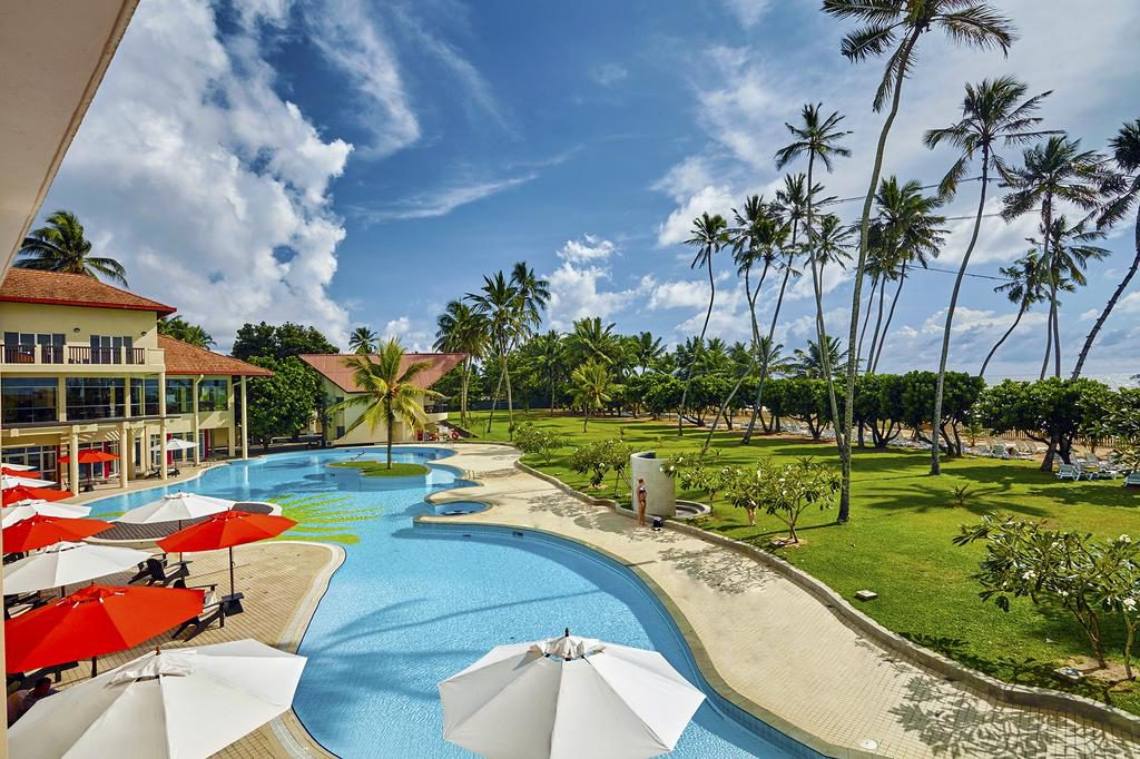 هتل توریا سریلانکا