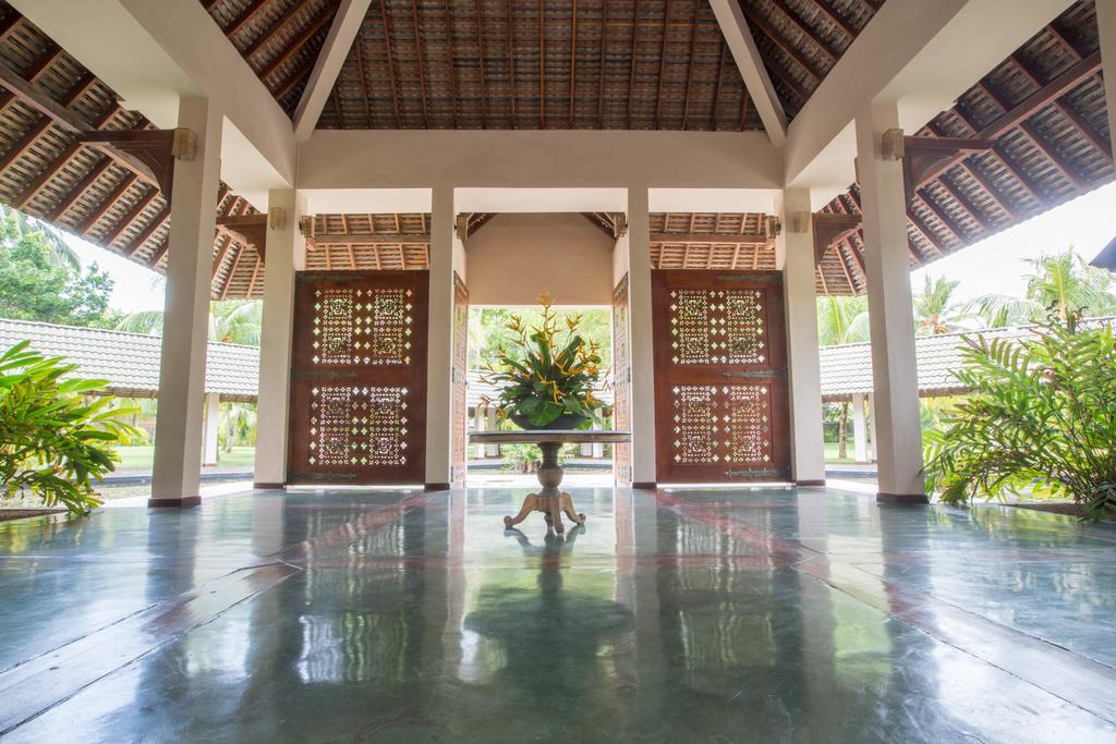 هتل د پالمز بروولا سریلانکا