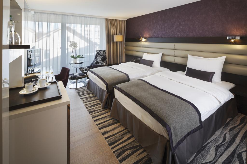 هتل مونپیک لوزان سوئیس