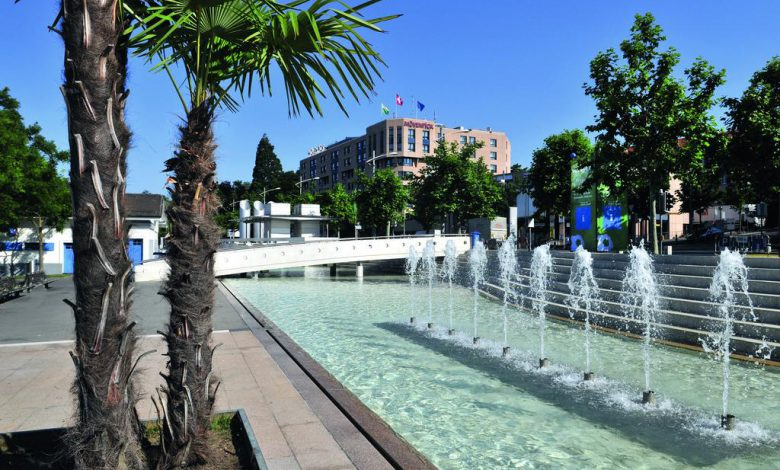 هتل موونپیک لوزان سوئیس