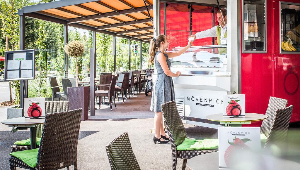 هتل ۴ ستاره مونپیک لوزان سوئیس