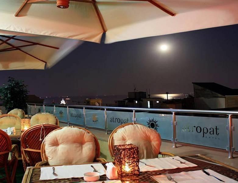 هتل 4 ستاره آتروپات