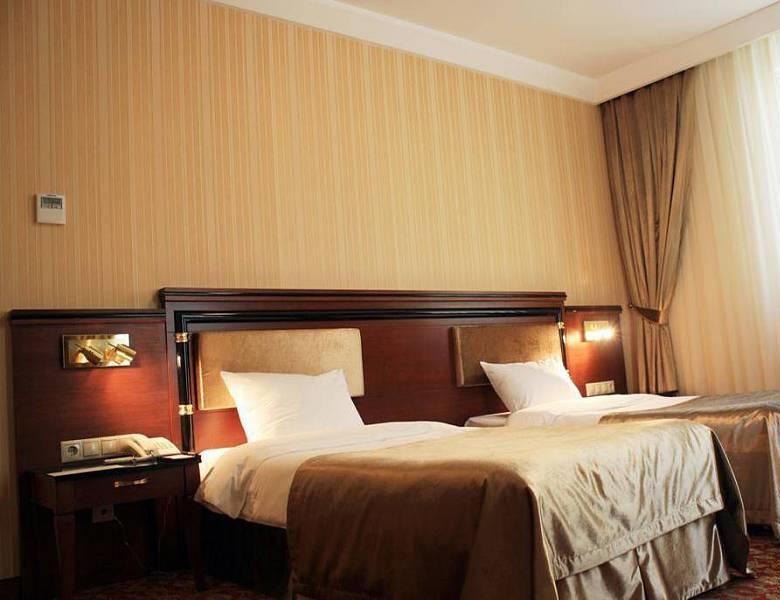 هتل آتروپات آذربایجان