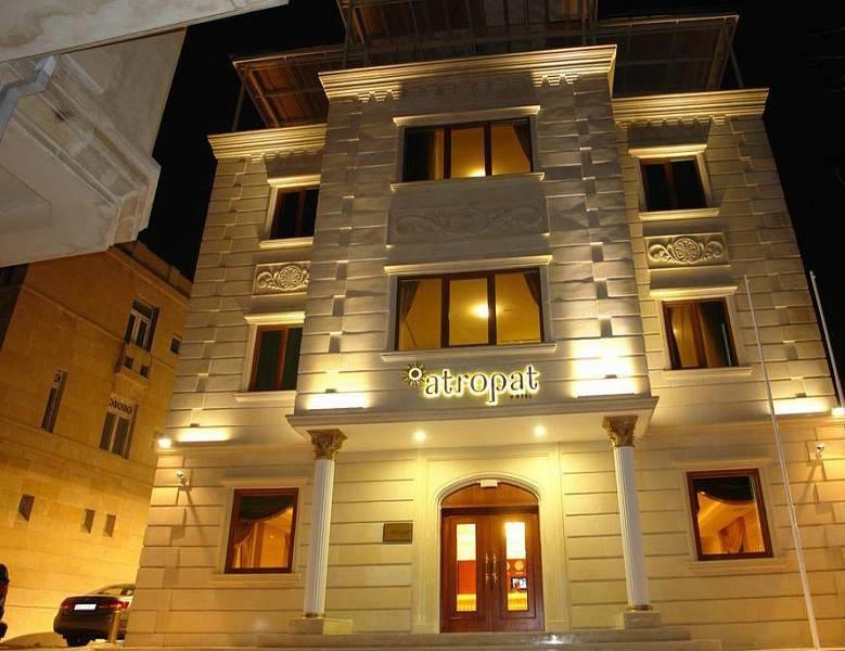 هتل آتروپات باکو