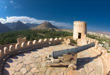Photo of قلعه نخل مسقط عمان قلعه ای تاریخی و توریستی در عمان