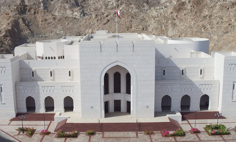 Photo of موزه ملی مسقط عمان برجسته ترین ساختمان فرهنگی در عمان